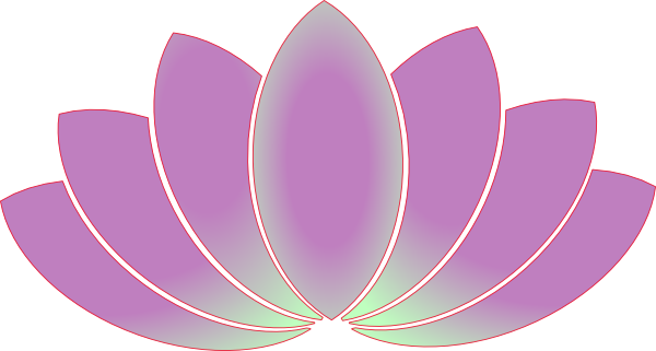 Light clip art at. Lotus flower graphic png