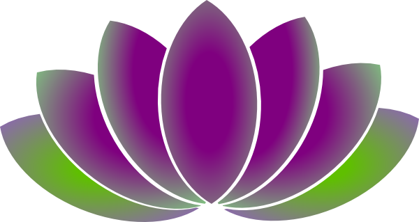 Flower clip art at. Lotus vector png
