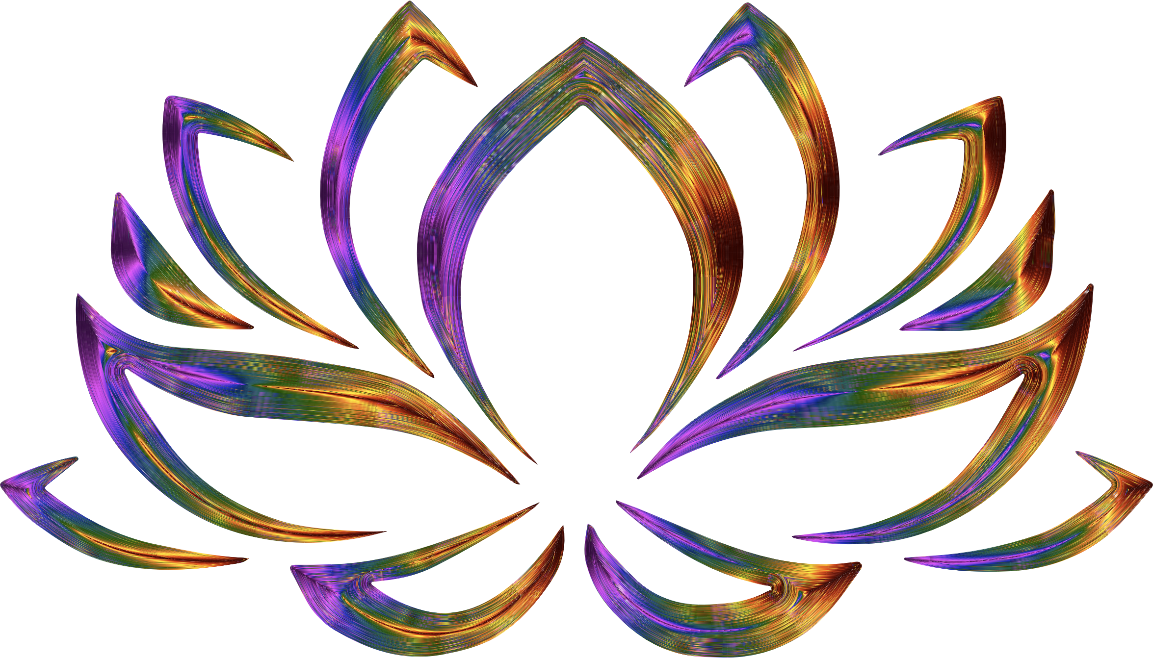 Prismaticised icons free and. Lotus flower png