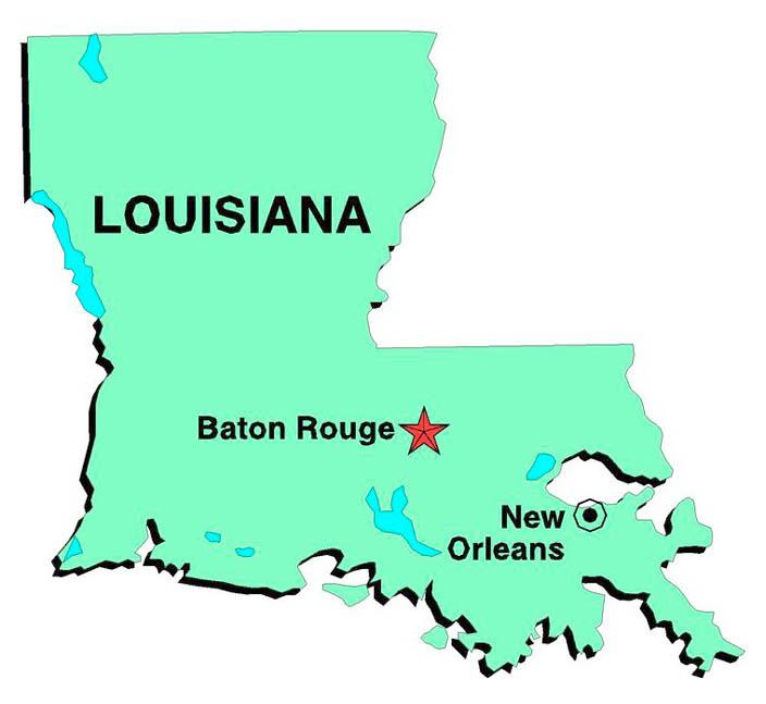 Louisiana clipart. Panda free images