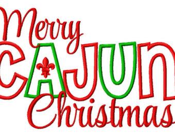 Cajun free download best. Louisiana clipart christmas