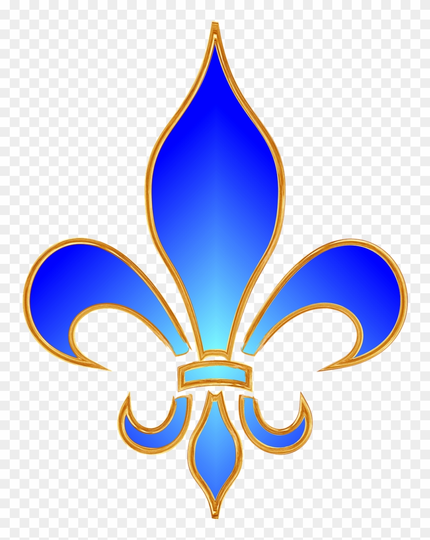 Acadian day in st. Louisiana clipart fleur
