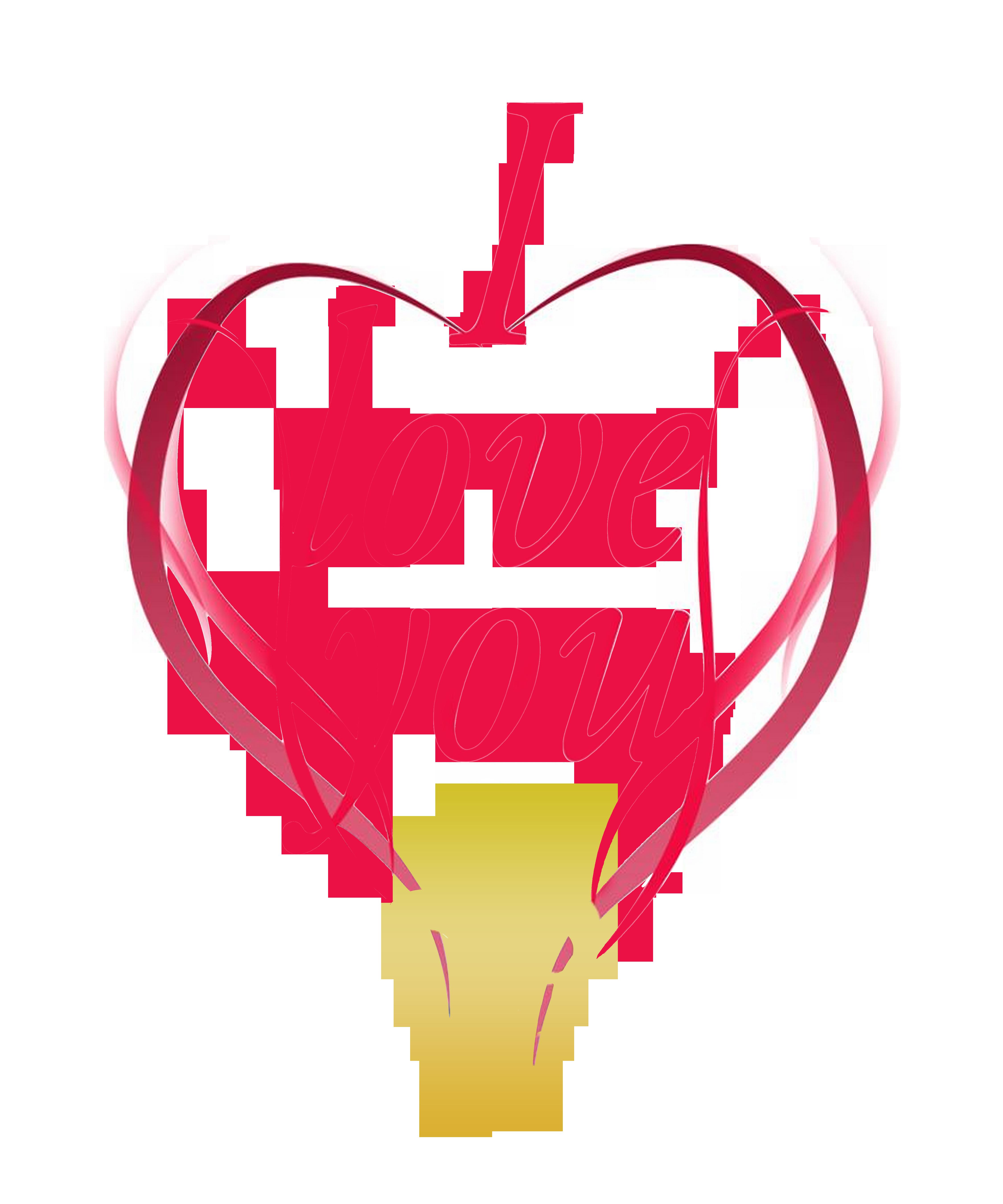 The i love you. Louisiana clipart fleur