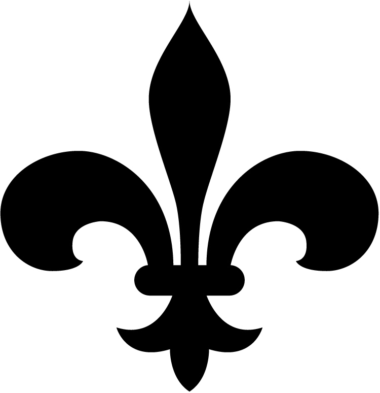 Free download best on. Louisiana clipart fleur