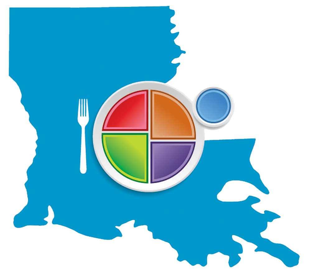 Meal pattern myplate louisiana. Nutrition clipart choose my plate