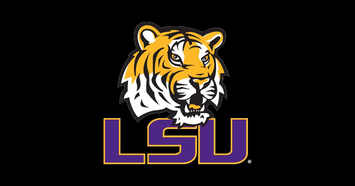 Louisiana clipart lsu tiger. Football png transparent images