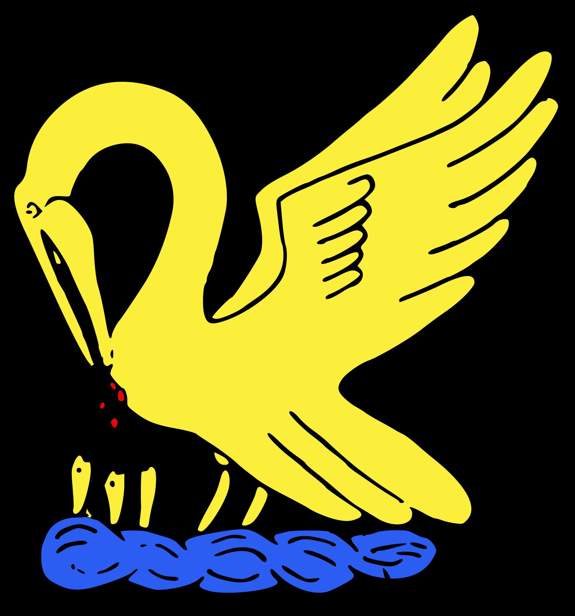 Pelican symbol louisiana