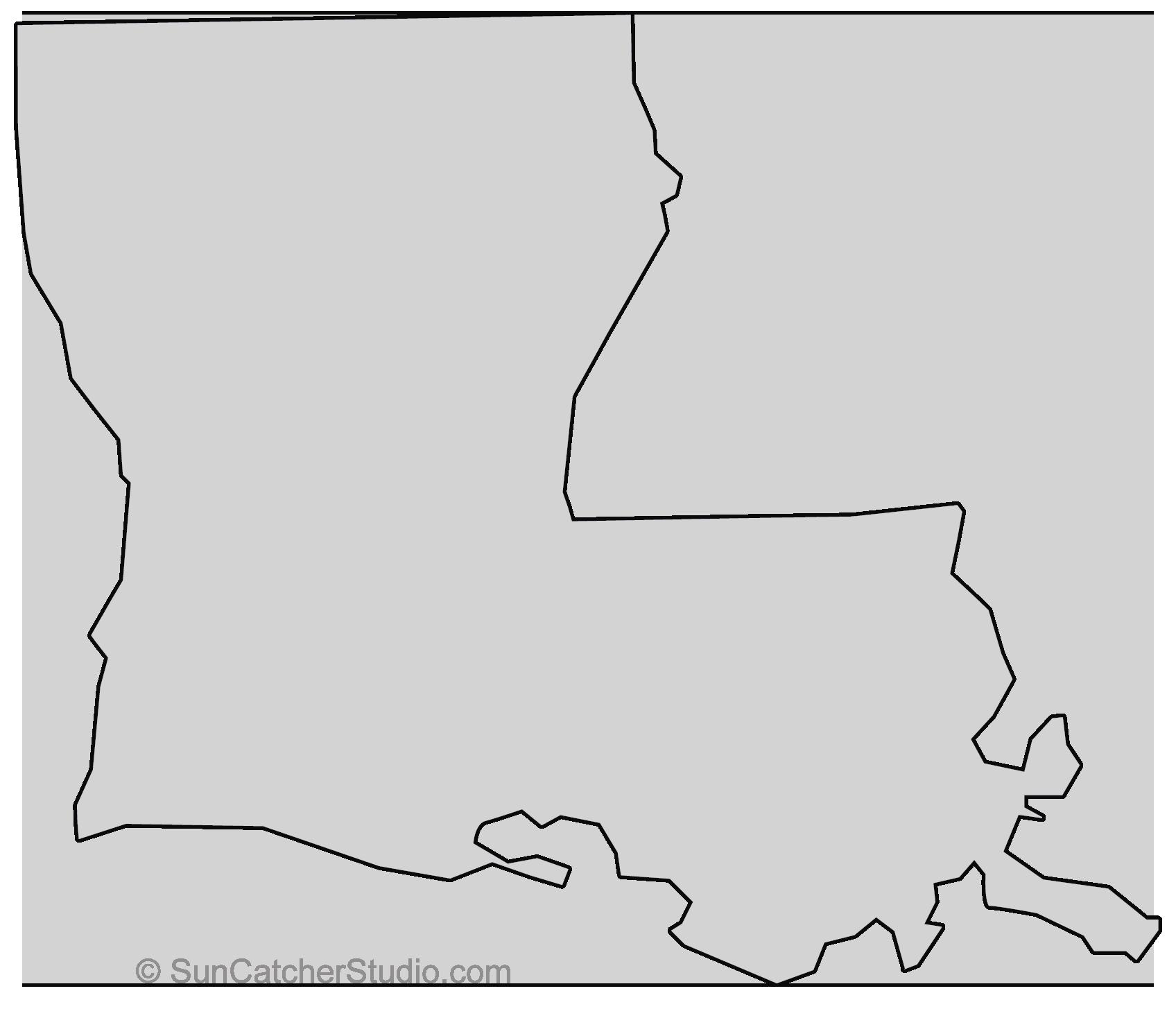 Louisiana clipart state, Louisiana state Transparent FREE ...