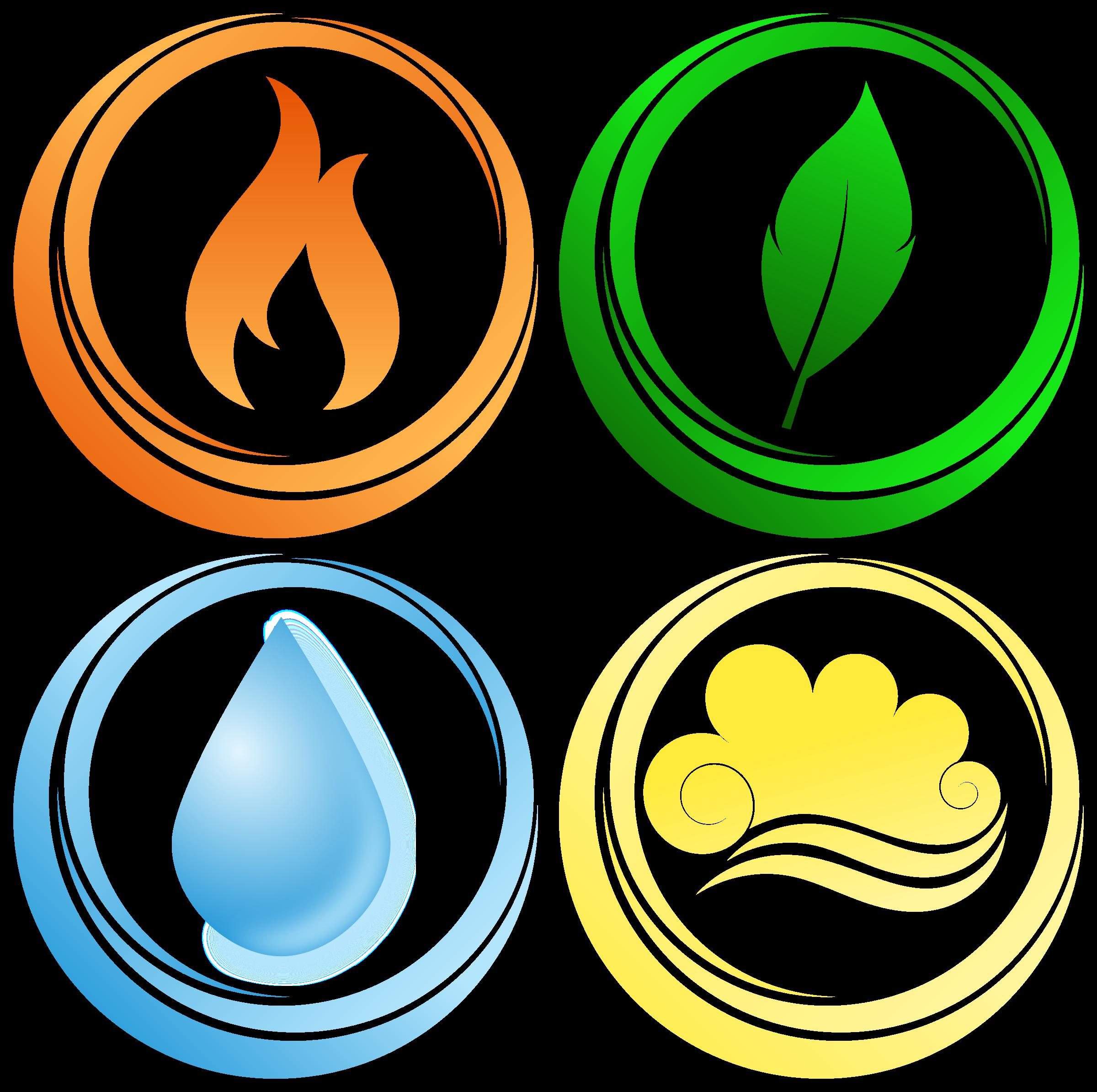 Love clipart icon. Symbols of the four