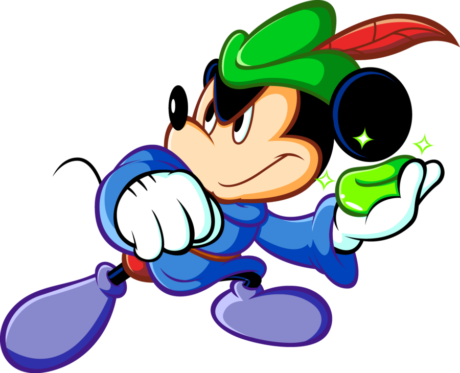 Legend of illusion s. Love clipart mickey mouse