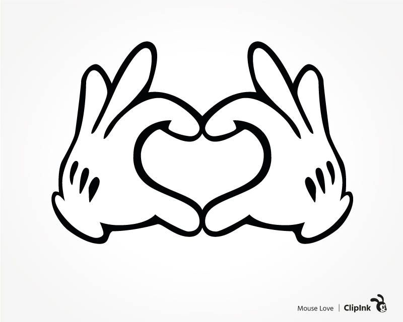 Love clipart mickey mouse. Image result for disney