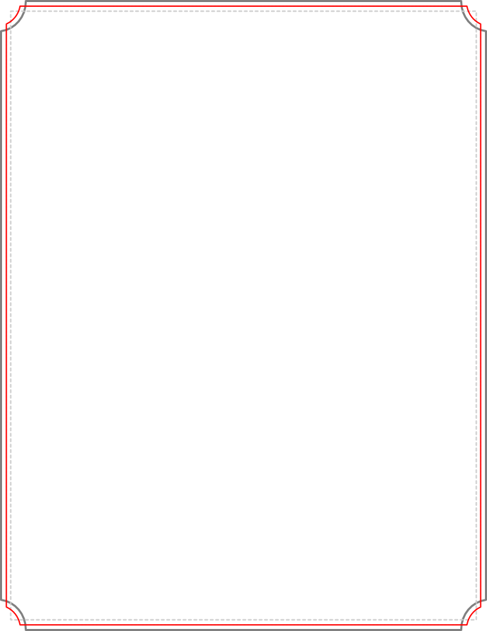 Free border graphics download. Square clipart scallop