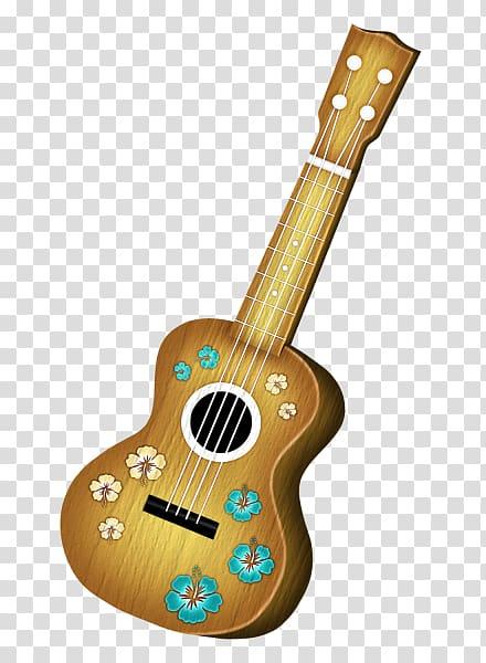 Luau clipart guitar mexican. Twelve string steel acoustic