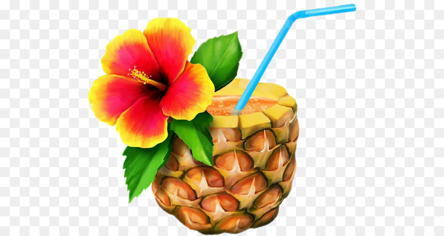 Luau clipart hawaiian food. Pizza png download free