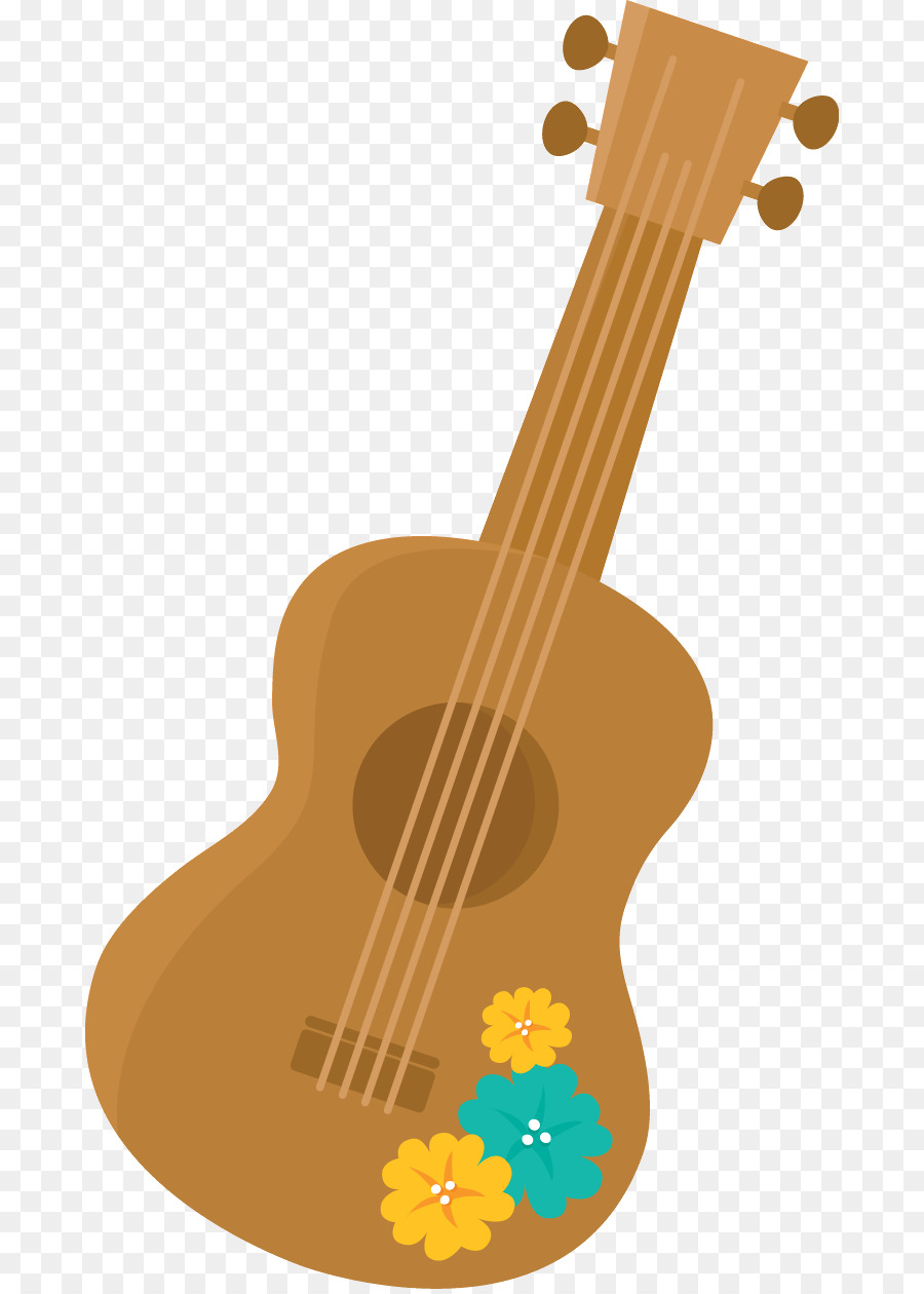 Background transparent clip art. Luau clipart hawaiian guitar
