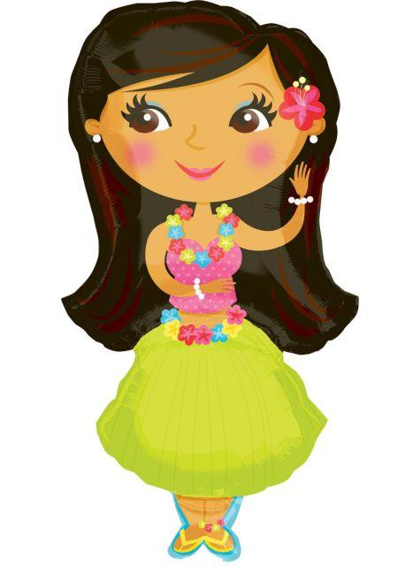 Free download best on. Luau clipart lady hawaiian