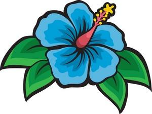 Luau clipart rainforest flower. Jungle flowers free download