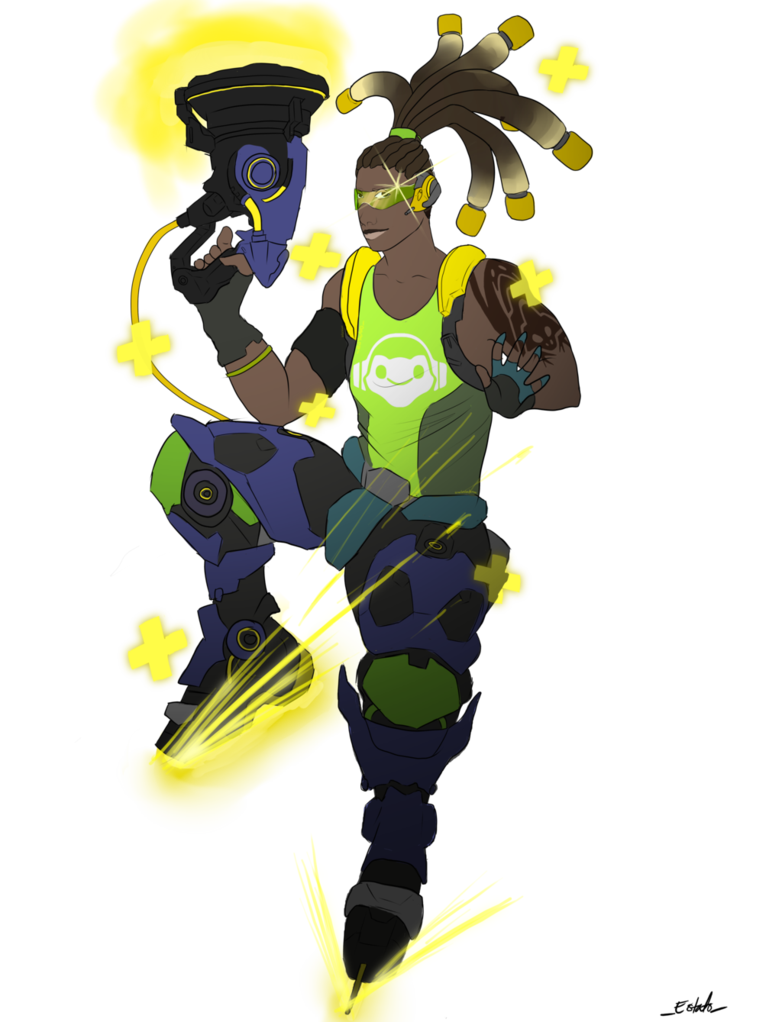 By uselessleetleman on deviantart. Lucio overwatch png