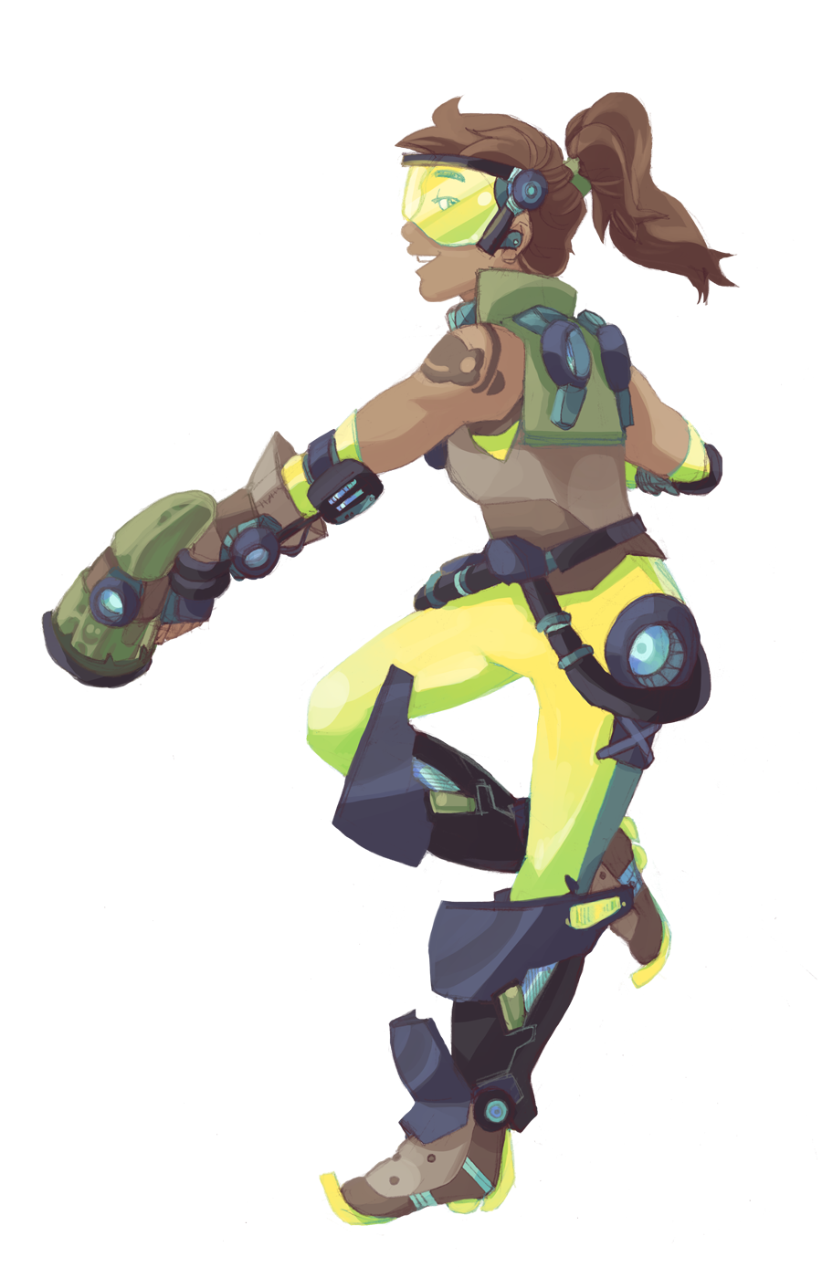 Tracer and l cio. Lucio overwatch png