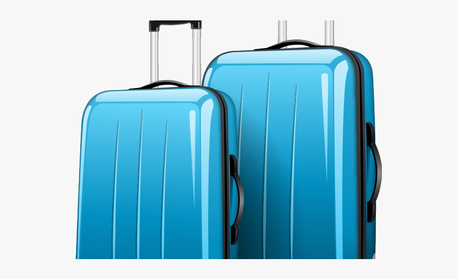 Luggage clipart 2 bag. Suitcase png free