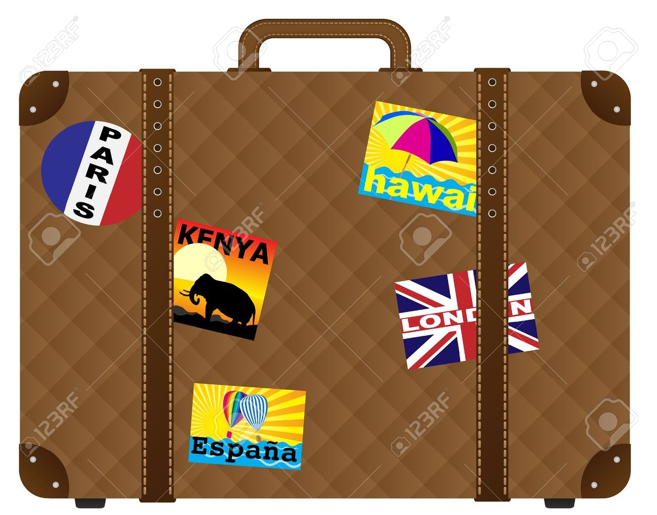 Free download clip art. Luggage clipart antique luggage