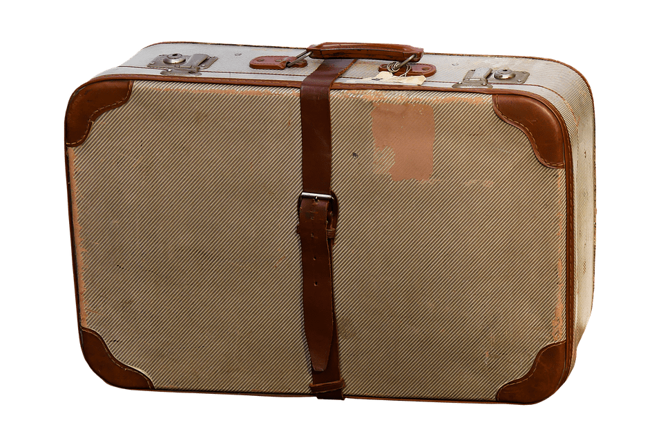 Vintage transparent png stickpng. Luggage clipart antique luggage