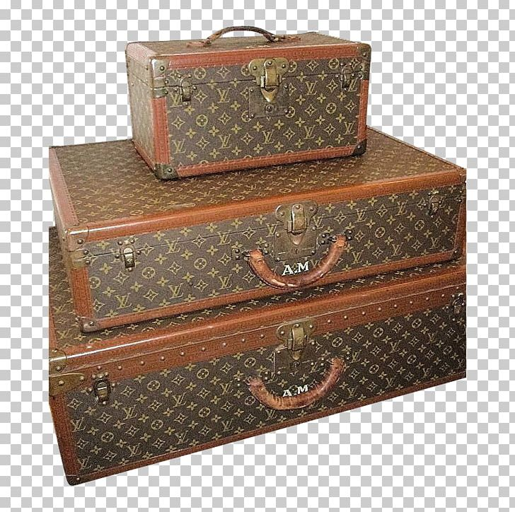 Luggage clipart antique luggage. Louis vuitton baggage suitcase