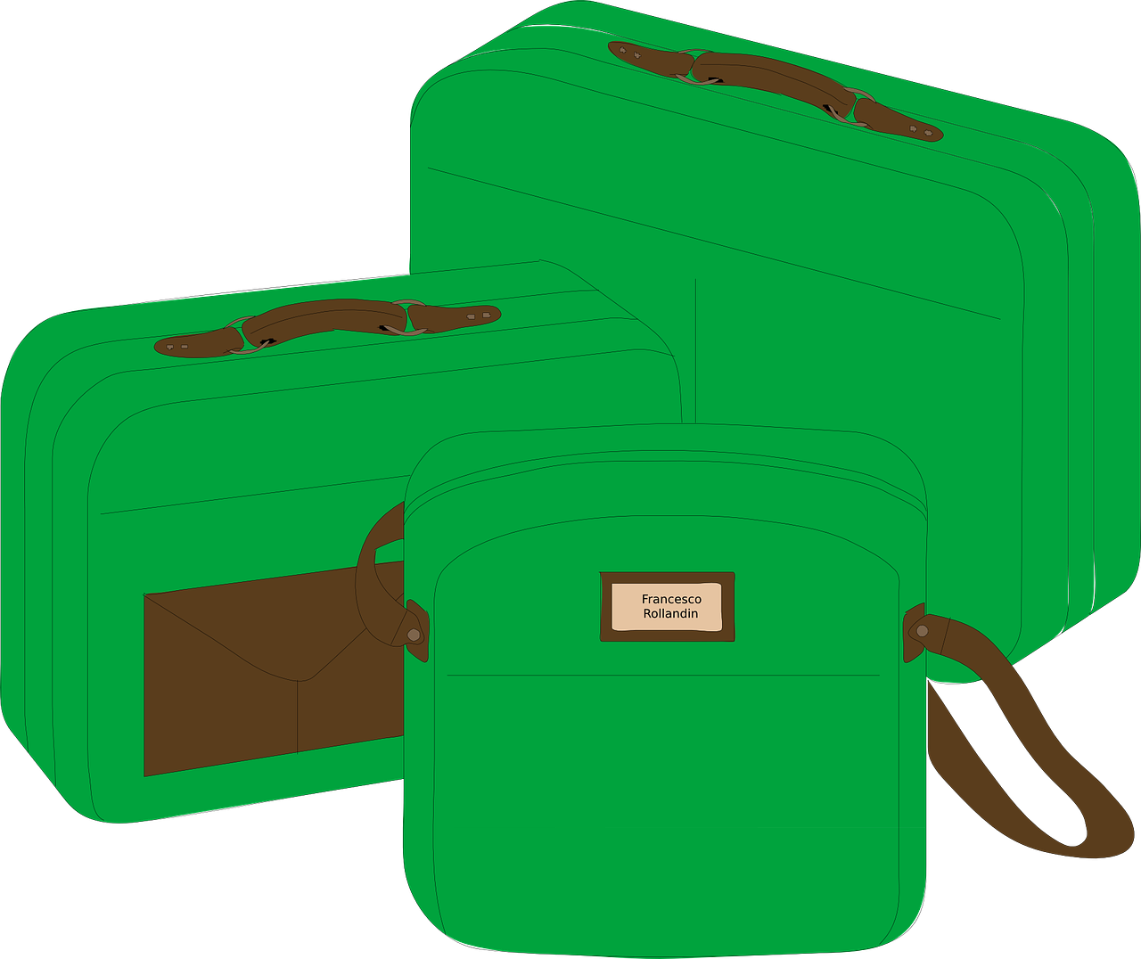 The privilege aja barber. Luggage clipart empty suitcase