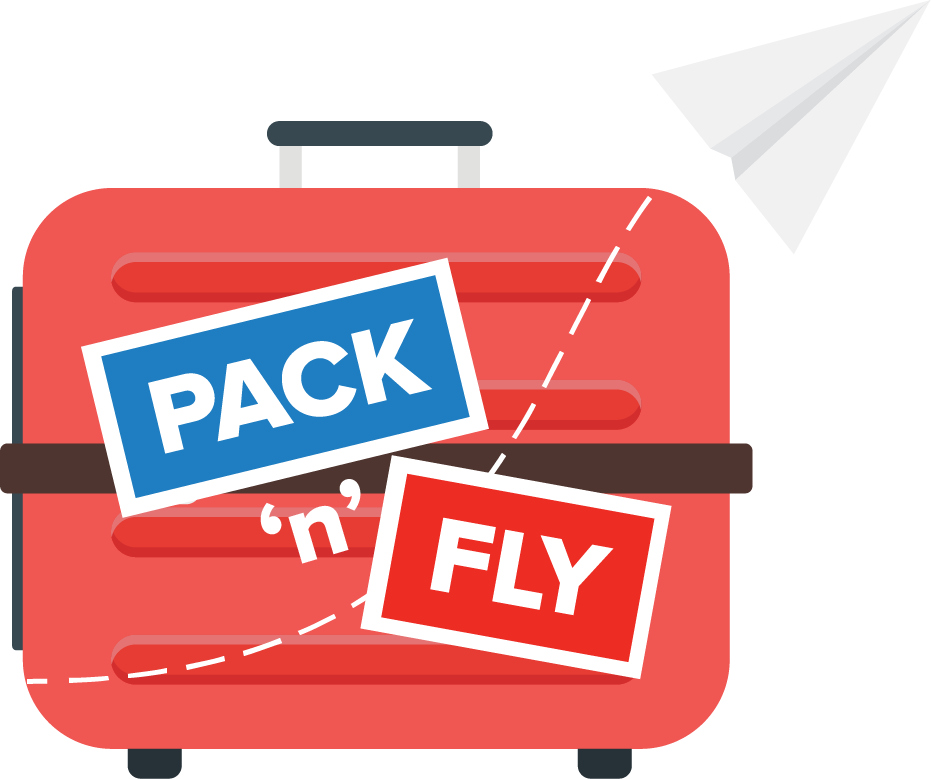 Terms and conditions pack. Luggage clipart hotel porter