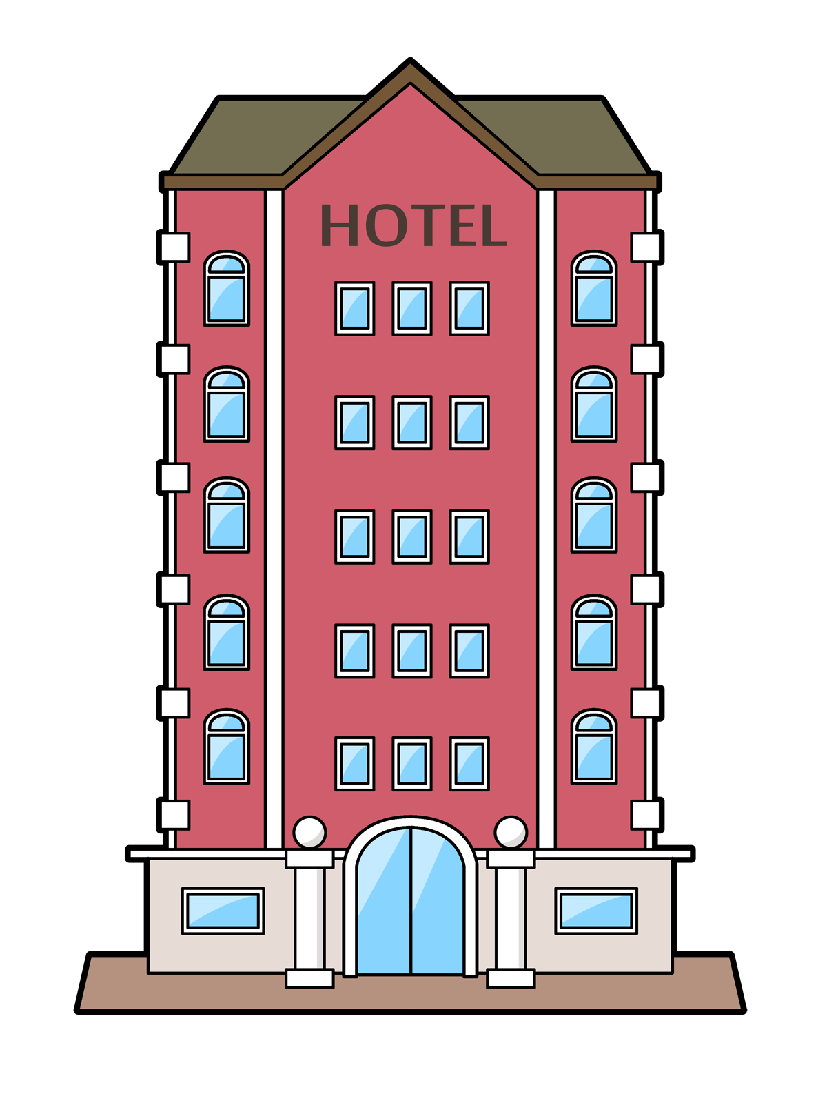 Luv go may hotels. Luggage clipart hotel porter
