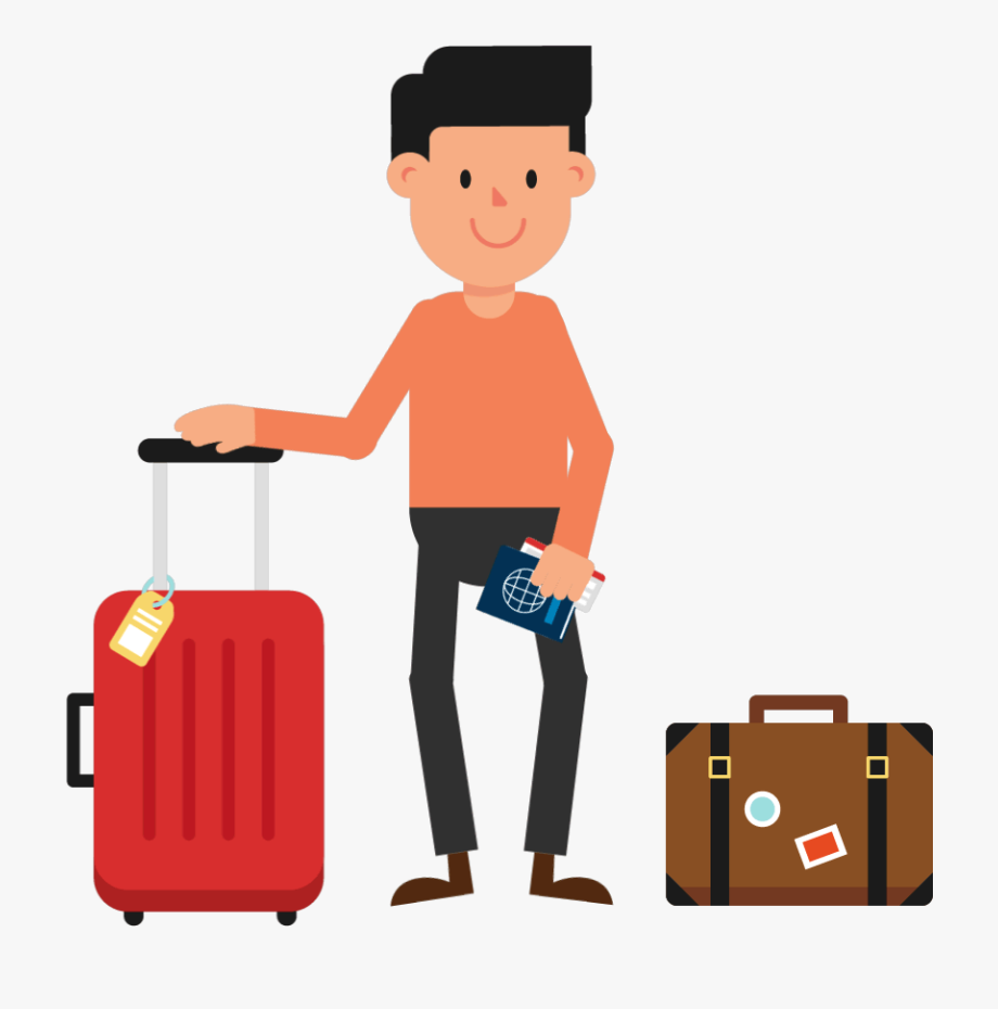 Png transparent stock . Luggage clipart illustration
