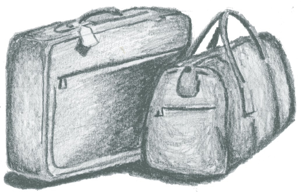 Luggage clipart international travel. A perfect world clip