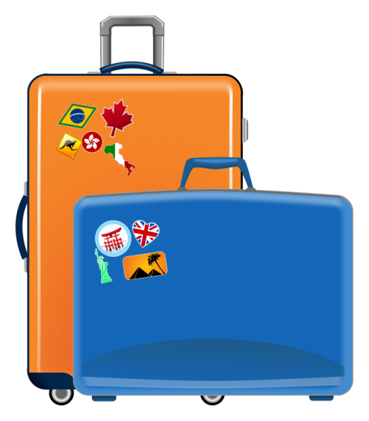 Dr glencross surgery foreign. Luggage clipart international travel