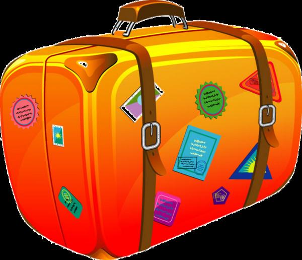 luggage clipart llevar #125588017