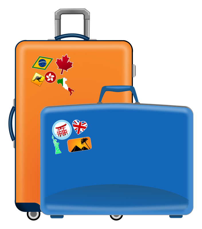 Travel insurance mad about. Luggage clipart lost luggage