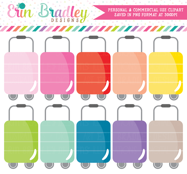 Luggage clipart lugagge. Travel graphics