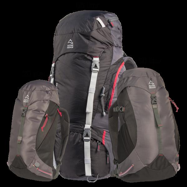 Alpine Design Backpacks