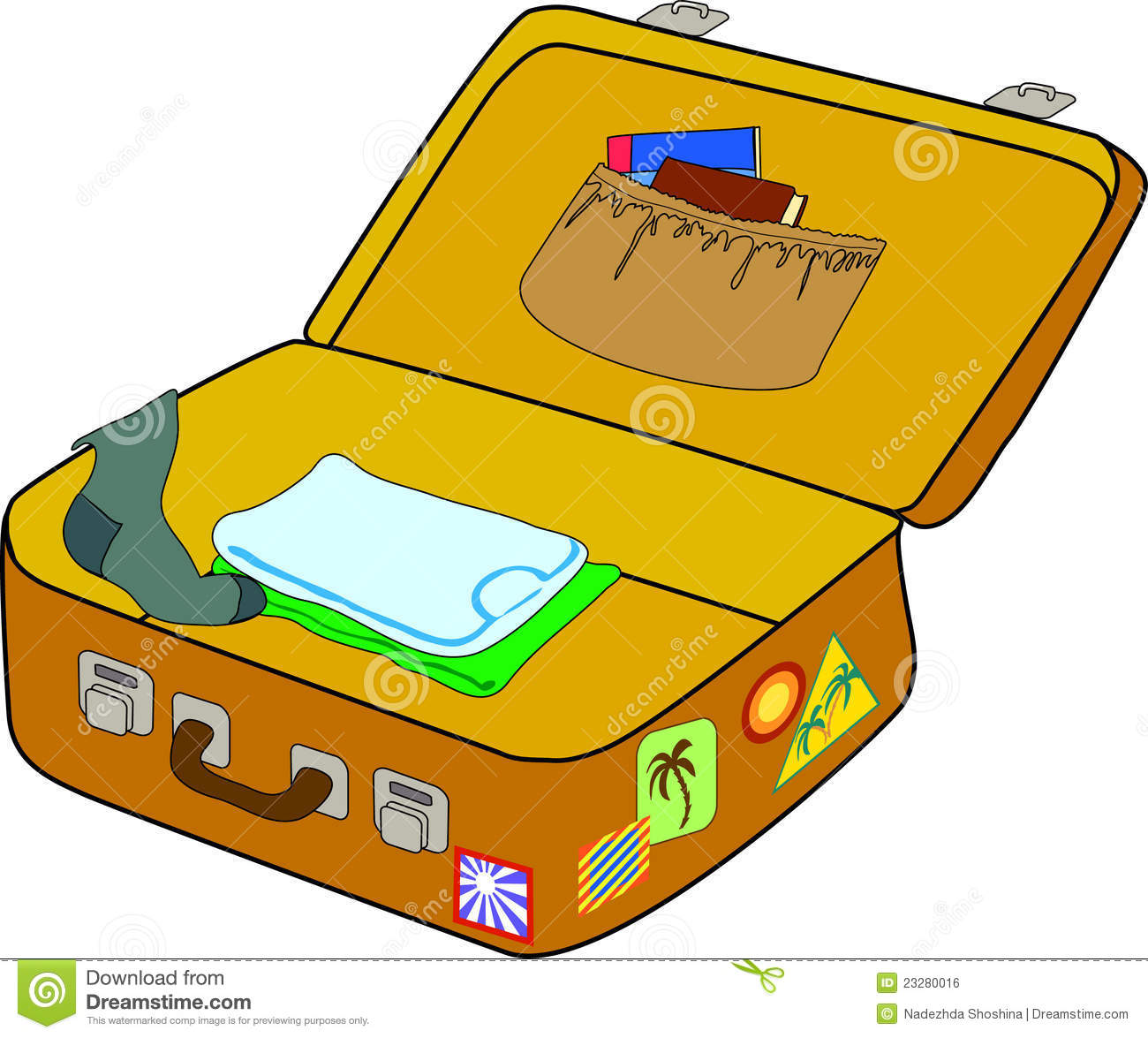 Luggage clipart pack suitcase. Collection of free download
