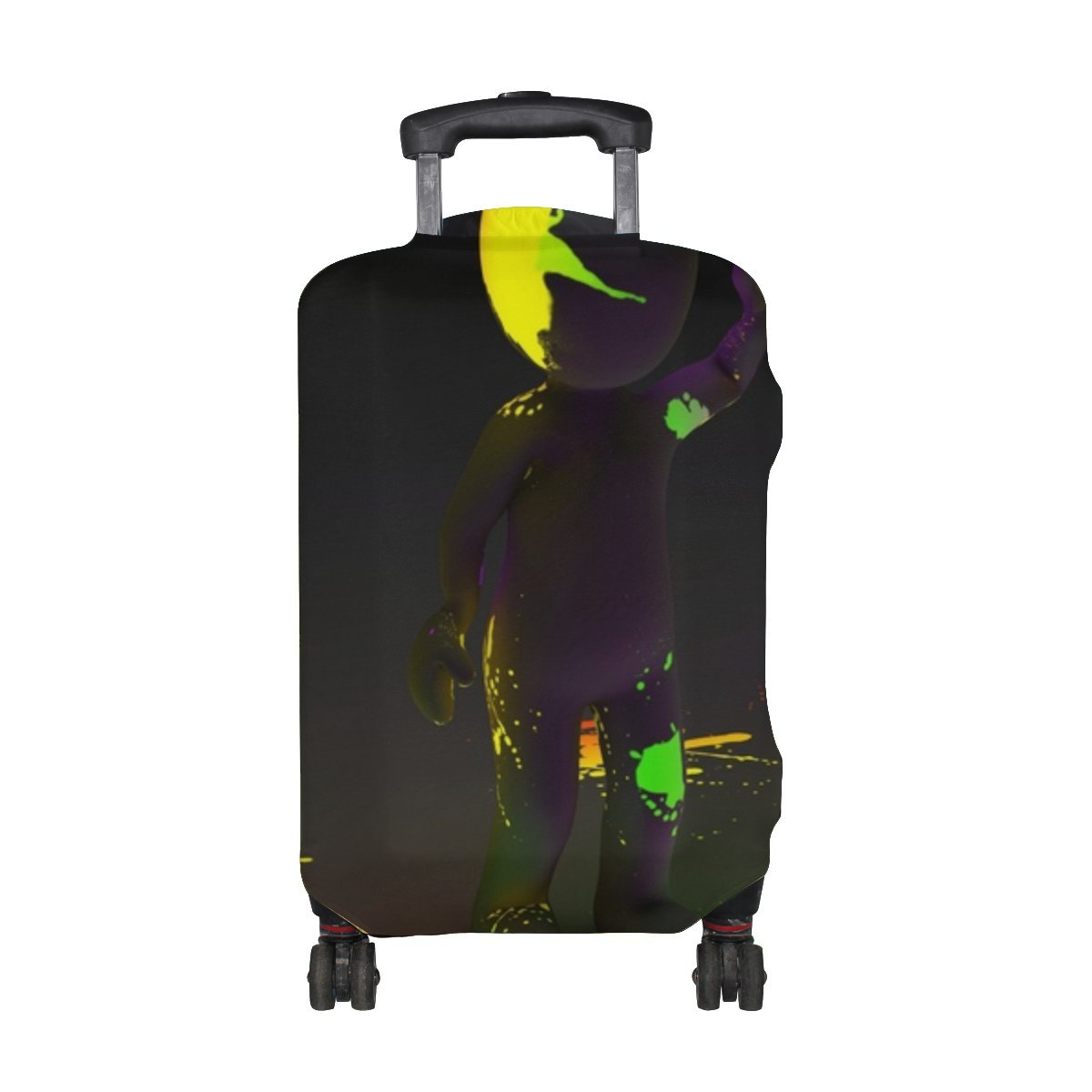 Luggage clipart person. Amazon com paint pattern