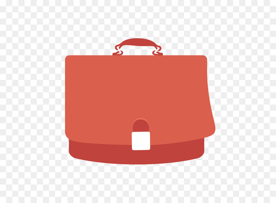 Red background product bag. Luggage clipart retirement