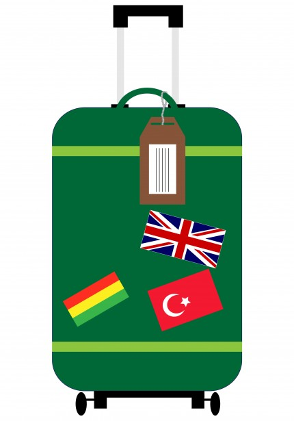 Free stock photo public. Luggage clipart small suitcase