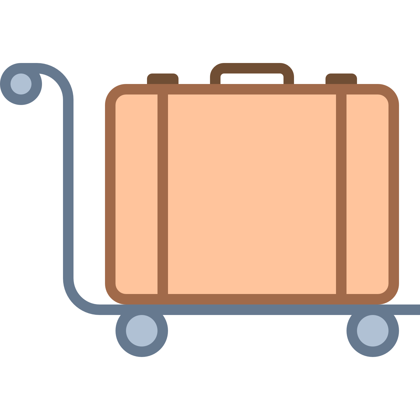 Luggagebags free png transparent. Luggage clipart suitcase handle