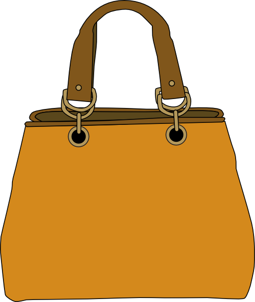 Tote Bag Clipart | i2Clipart - Royalty Free Public Domain Clipart