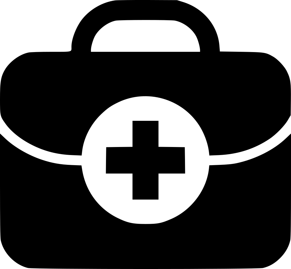 Medicine Chest Medicine Bag Surgical Bag First Aid Kitcase Svg Png ...