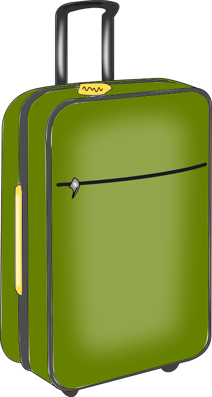 Luggage clipart travel journal. Polar packing challenge a
