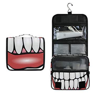 Luggage clipart travel kit. Amazon com hanging toiletry