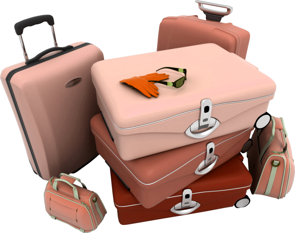 Pin by on pinterest. Luggage clipart voyage