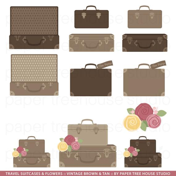 Travel clip art suitcase. Luggage clipart voyage