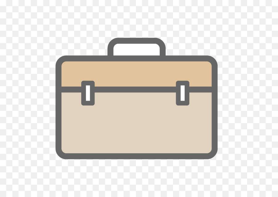 Suitcase cartoon product rectangle. Luggage clipart work bag