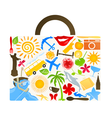 Luggage clipart world travel. Clip art library